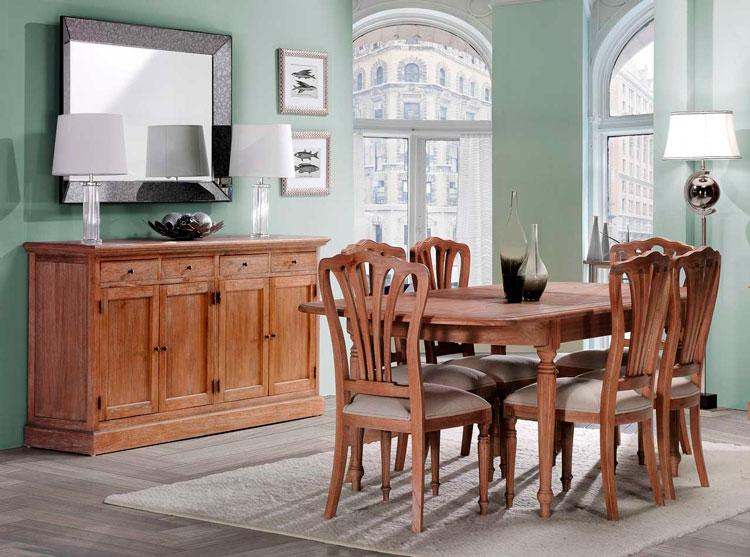 Muebles de comedor rusticos comedor con bancas comedor for Muebles comedor rusticos