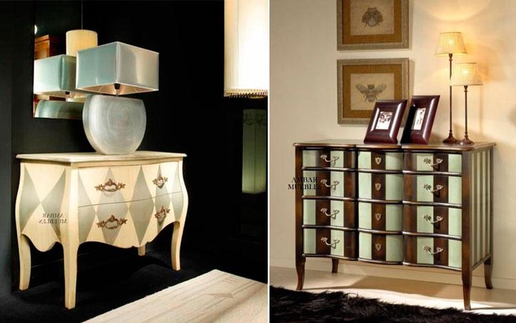 Blanch m nsula mueble provenzal de alta calidad blog de - Muebles comodas clasicas ...
