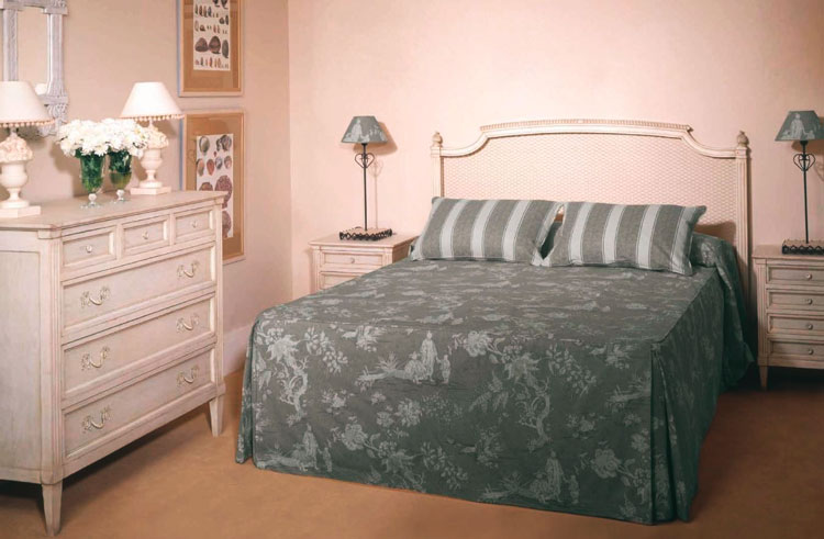 Dormitorio vintage Macina | Muebles provenzales - Ámbar Muebles