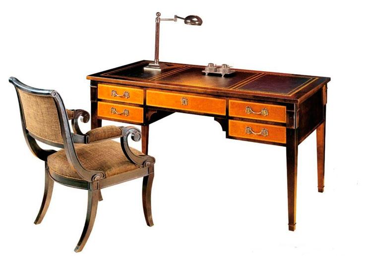 Blanch m nsula mueble provenzal de alta calidad blog de - Mesa escritorio clasica ...