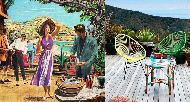 La Silla Acapulco, un icono del diseño mexicano de los 50\'s / Blog ...