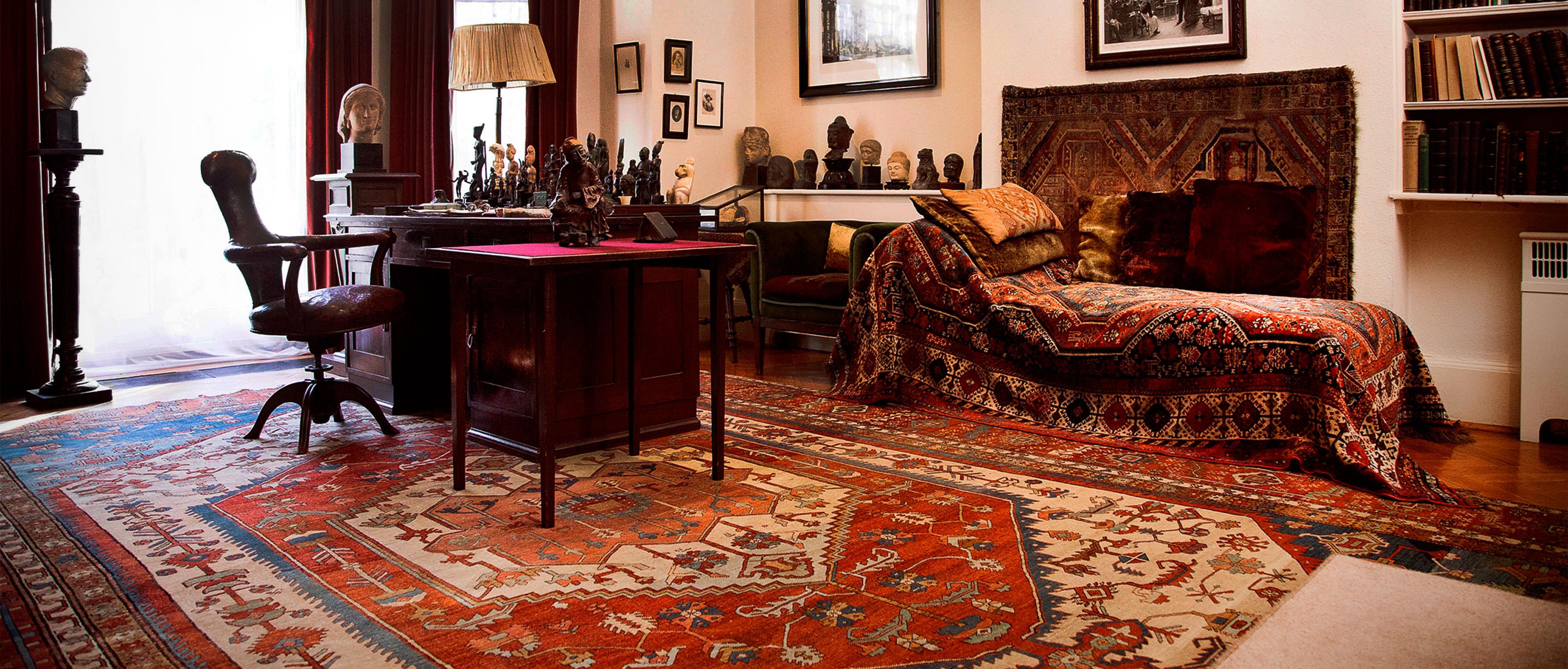 El div n un mueble de lujo con mucha historia blog de for Divan de sigmund freud