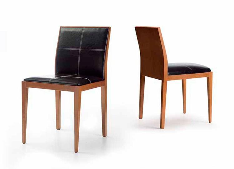 Sillas clasicas tapizadas silla clsica modelo sillas for Sillas comedor clasicas tapizadas