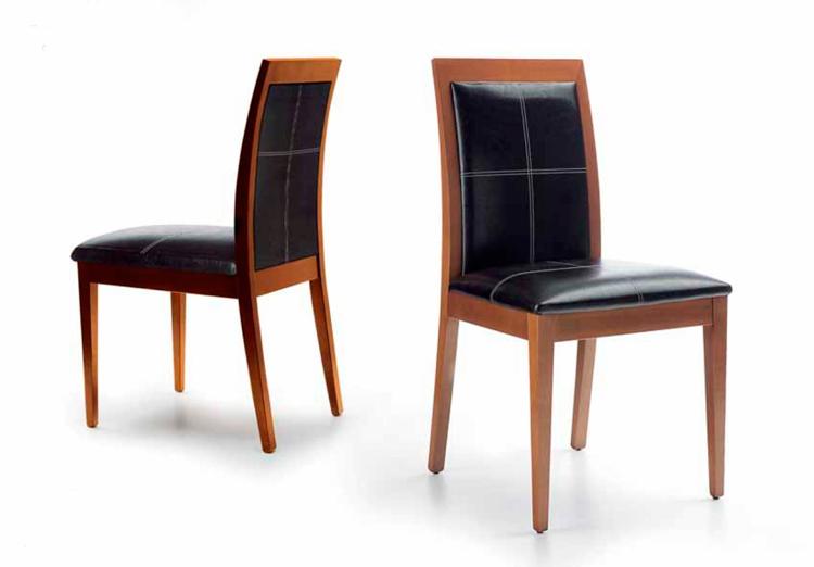 sillas cl sicas de fabricaci n artesanal con el sello de