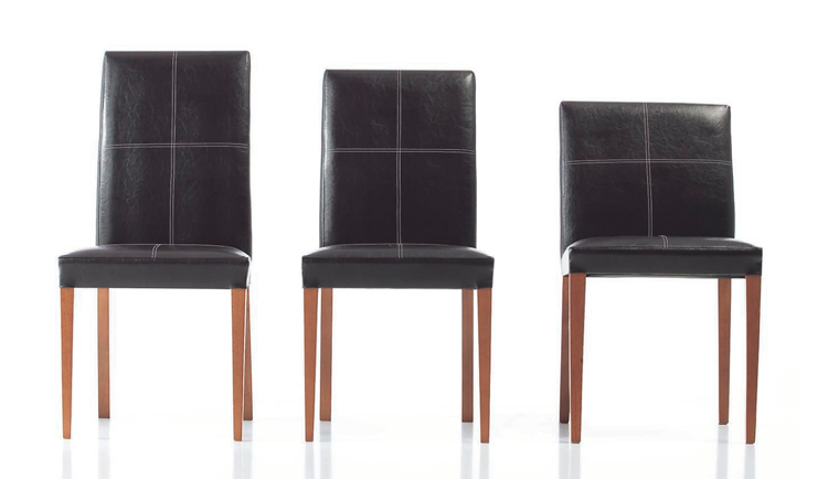 Sillas comedor clasicas tapizadas affordable bec silla for Sillas comedor clasicas tapizadas