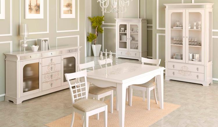 Colección Canday, muebles clásicos para ambientes contemporáneos ...