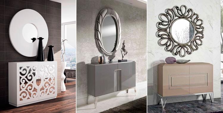 Almacenaje para tu recibidor zapateros gabaneros o armarios blog de muebles y decoraci n de - Taquillones de entrada ...
