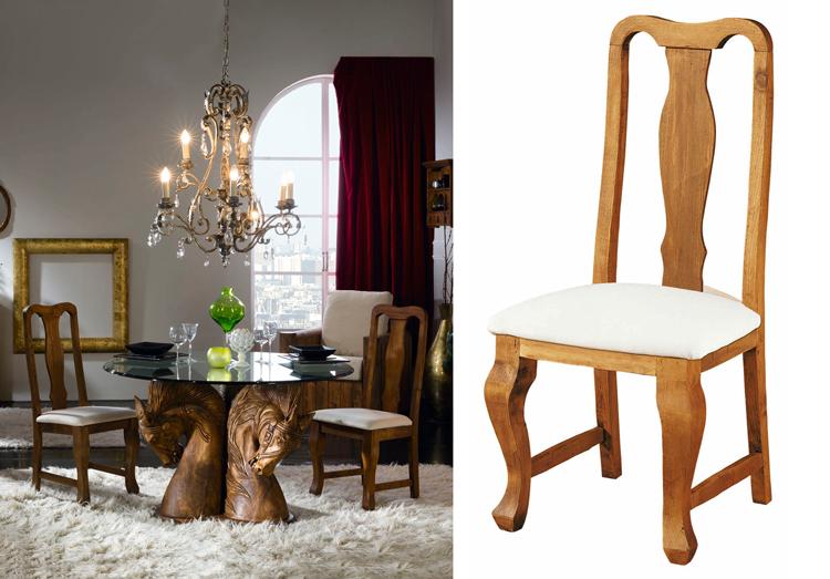 La silla reina ana un icono del mobiliario cl sico ingl s - Muebles siglo xviii ...
