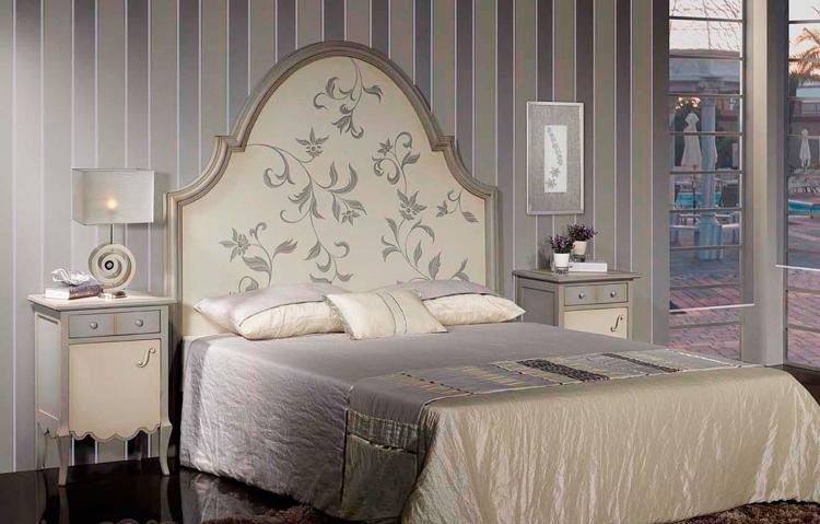 Muebles r sticos pintados a mano inspiraci n campestre - Muebles decorados a mano ...