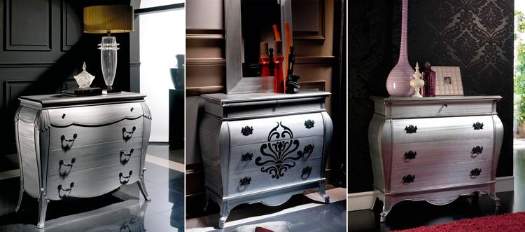 Solomando la esencia del mueble cl sico de fabricaci n artesanal blog de muebles y decoraci n - Comodas pintadas ...