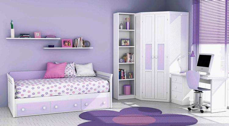 Trucos e ideas para decorar dormitorios infantiles con un - Ideas dormitorios infantiles ...
