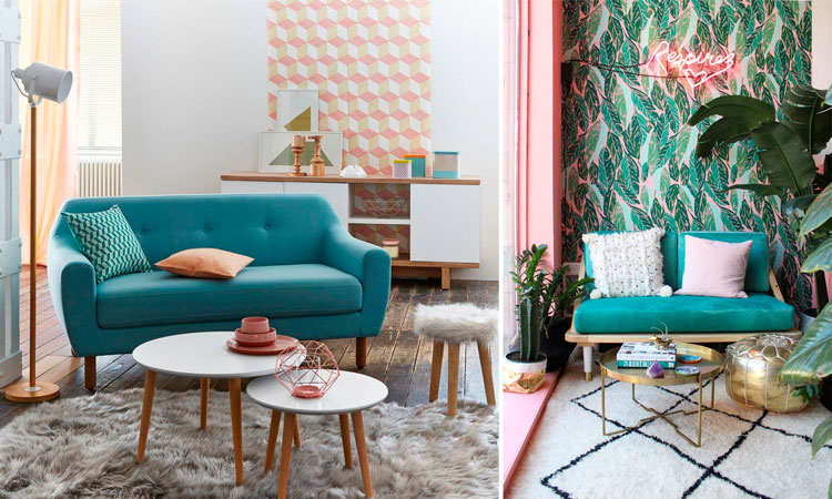 C mo crear una acogedora sala de estar en un rinc n de tu for Crear una sala de estar rectangular
