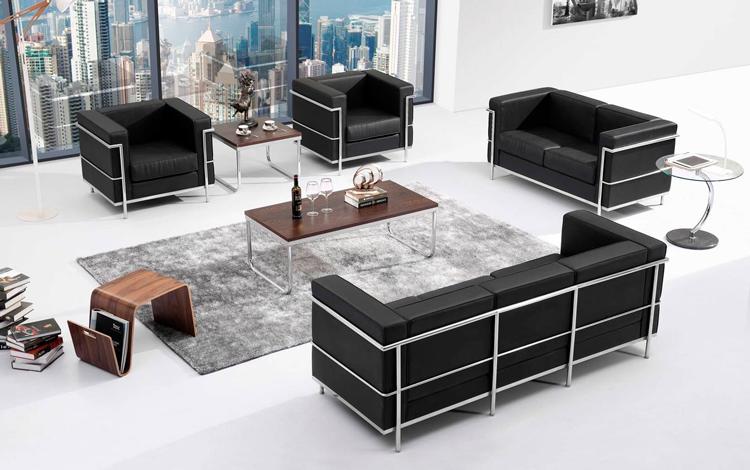 le corbusier y sus muebles de dise o vanguardista para el hogar blog de muebles y decoraci n. Black Bedroom Furniture Sets. Home Design Ideas
