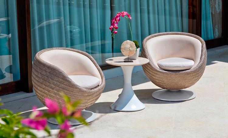 Tapicería y tejidos para muebles de terraza y jardín / Blog de ...