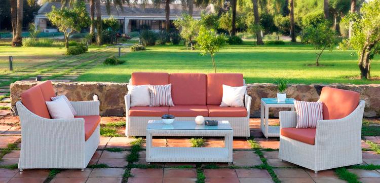 Tapicer a y tejidos para muebles de terraza y jard n blog de muebles y decoraci n de mbar muebles - Muebles en manacor ...
