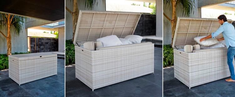 Skyline design muebles de dise o para exteriores de viviendas y ambientes contract blog de - Baul de jardin ...
