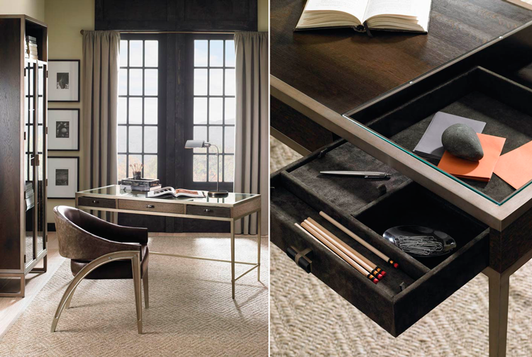 Colecci n caracole muebles de dise o contempor neo para for Muebles escritorio diseno
