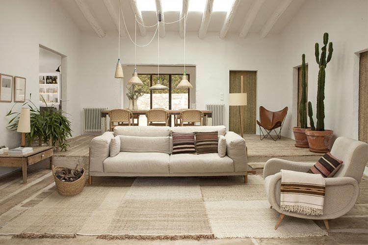 Nanimarquina alfombras de dise o bajo tus pies blog de muebles y decoraci n de mbar muebles - Alfombras de fibra ...